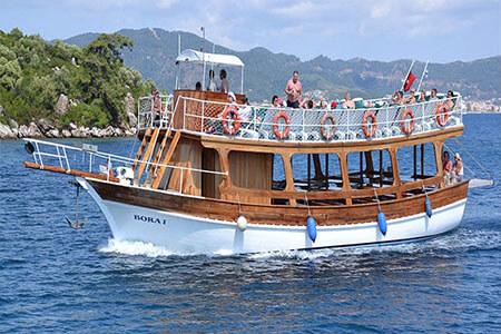 Marmaris boat